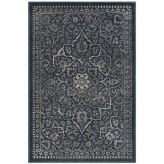 Safavieh Vintage Blue/ Light Grey Rug (3' 3 x 5' 7)