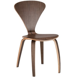Poly and Bark Sofia Natural Wood Dining Chair