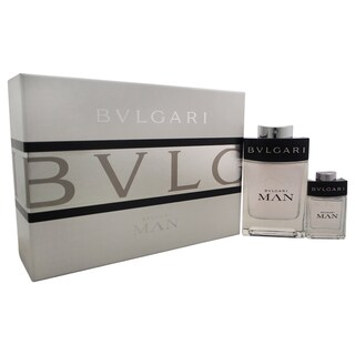Bvlgari Man Men's 2-piece Gift Set