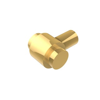 Allied Brass 1 1/8-inch Cabinet Knob