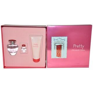 Elizabeth Arden Pretty Women's 3-piece Gift Set