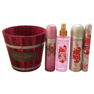 Cuba Heartbreaker Women's 4-piece Gift Set