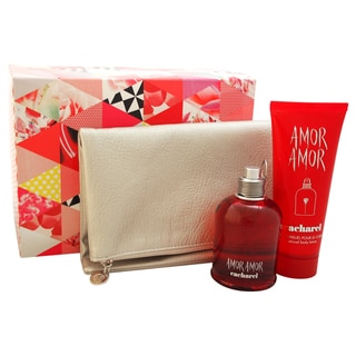 Cacharel Amor Amor Women's 3-piece Gift Set