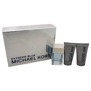 Michael Kors Extreme Blue Men's 3-piece Gift Set