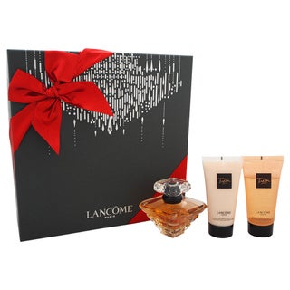 Lancome Tresor Women's 3-piece Gift Set