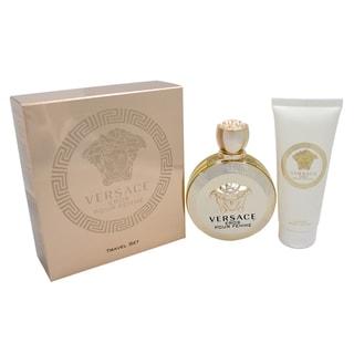 Versace Eros Pour Femme Women's 2-piece Gift Set