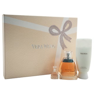 Vera Wang Women's 3-piece Gift Set