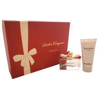 Salvatore Ferragamo Signorina Women's 2-piece Gift Set