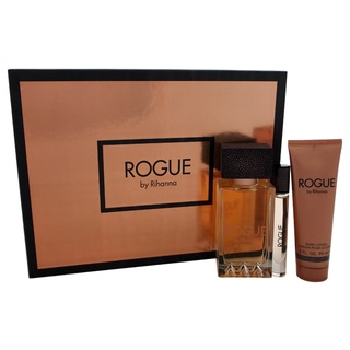 Rihanna Rogue Women's 3-piece Gift Set