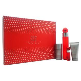 Perry Ellis 360 Red Men's 4-piece Gift Set