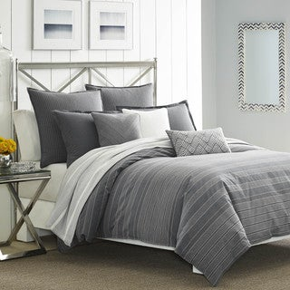 Nautica Bluffton Cotton Duvet Cover Set