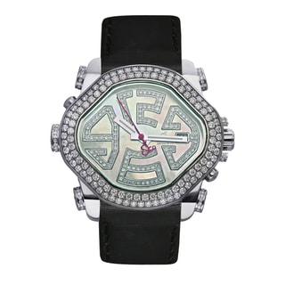 Jacob & Company PARK8 Park Avenue Automatic Diamond Bezel Watch