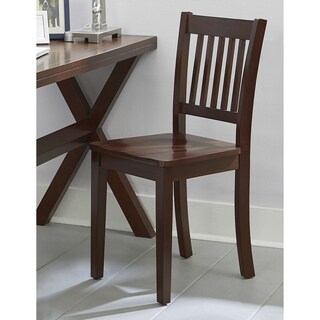NE Kids Walnut Street Chestnut Wood/Veneer Chair
