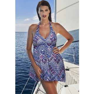 Tropiculture Tobago Handkerchief Swimdress