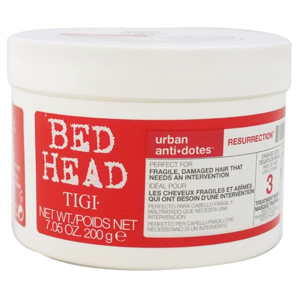 Tigi Bed Head Urban Antidotes Resurrection Review