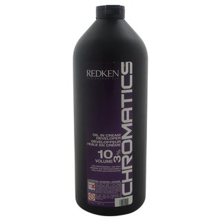 Redken Chromatics Oil In Cream Developer 10 Volume 3-percent 32-ounce Cream