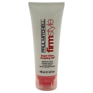 Paul Mitchell Super Clean Sculpting Firm Style 3.4-ounce Gel