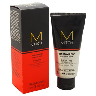 Paul Mitchell Mitch Hardwired Maximum Hold Spiking Men's 0.85-ounce Glue