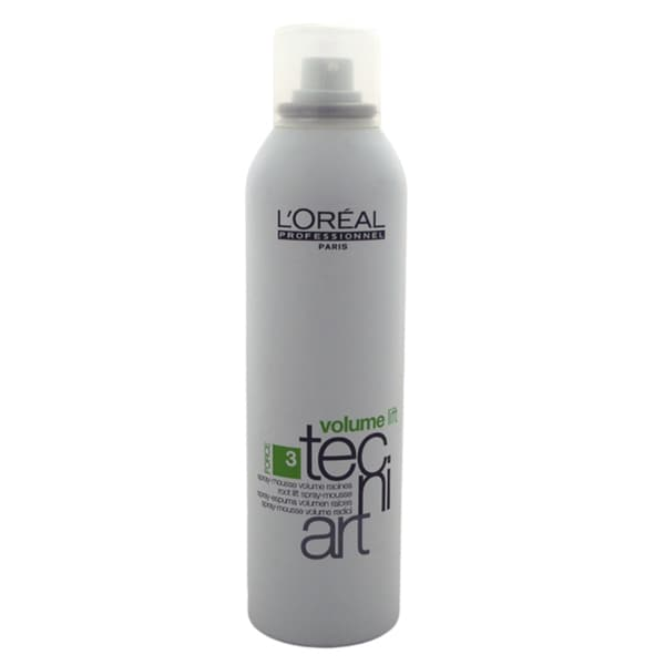 fa0f983a0a5 Shop L'Oreal Professional Tecni Art Volume Lift 8.45-ounce Hair Spray - Free  Shipping On Orders Over $45 - Overstock - 11981065