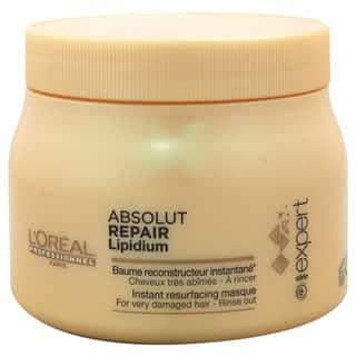 L'Oreal Professional Serie Expert Absolut Repair Lipidium 16.9-ounce Masque|https://ak1.ostkcdn.com/images/products/11981084/P18862617.jpg?impolicy=medium