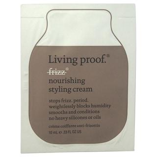 Living proof No Frizz Nourishing Styling 0.33-ounce Cream