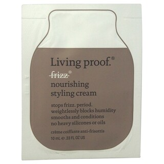 Living proof No Frizz Nourishing Styling 0.33-ounce Cream