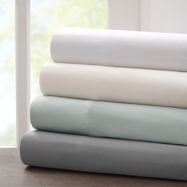 Sleep Philosophy Always Perfect Cotton Sheet Set 4-color options