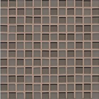 Bedrosian Glass Mosaic Tile (Pack of 10)