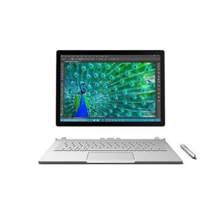 "Microsoft 13.5"" Surface Book Multi-Touch 2-in-1 Notebook (Silver)"