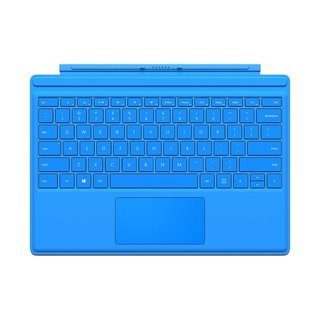 Bright Blue Microsoft Surface Pro 4 Cover