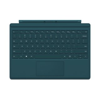 Microsoft Surface Pro 4 Teal Type Cover