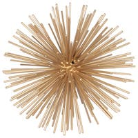 Goldtone Metal Decorative Ball