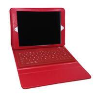 Bluetooth Red Keyboard Folio for iPad Pro