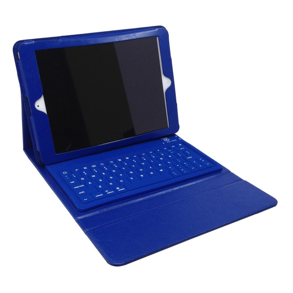 Bluetooth Keyboard Folio for iPad Pro Blue