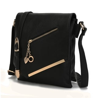 MKF Collection Jasmine Crossbody Shoulder Bag by Mia K. Farrow