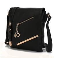 MKF Collection Jasmine Crossbody Shoulder Bag by Mia K. Farrow
