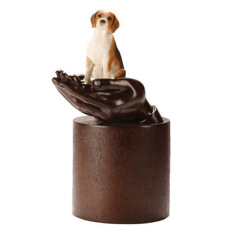 Companion Pet Beagle Pet Urn