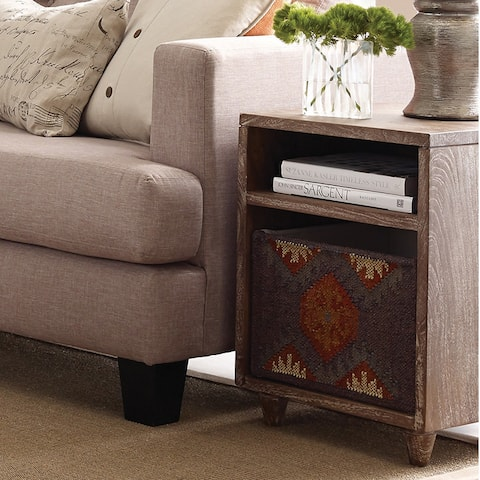 Illanipi Brown End Table