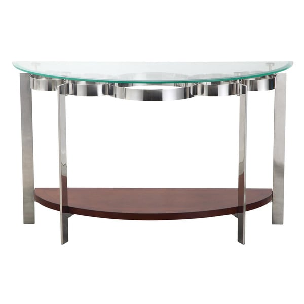 Shop mars sofa table on sale free shipping today for Sofa table on sale