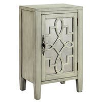 Leighton Accent Cabinet
