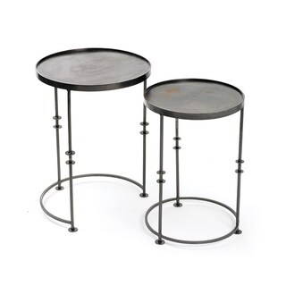 Frisbee Side Tables