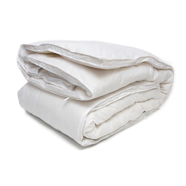 Ogallala Hypodown Vanessa 800-fill Goose Down Southern Comforter