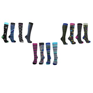MINXNY Men's Dress Socks (Pack of 12)