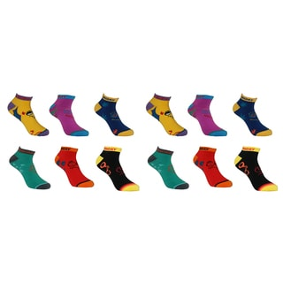 MinxNY Ladies' Days of the Week Socks (Pack of 12)