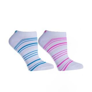 MinxNY Micro Denier Anklet Socks (Pack of 2)