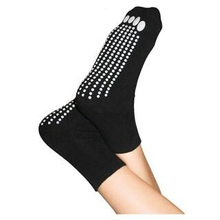 MinxNY Reflexology Non-skid Slipper Socks