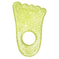 Munchkin Fun Ice Green Plastic Hand Chewy Teether