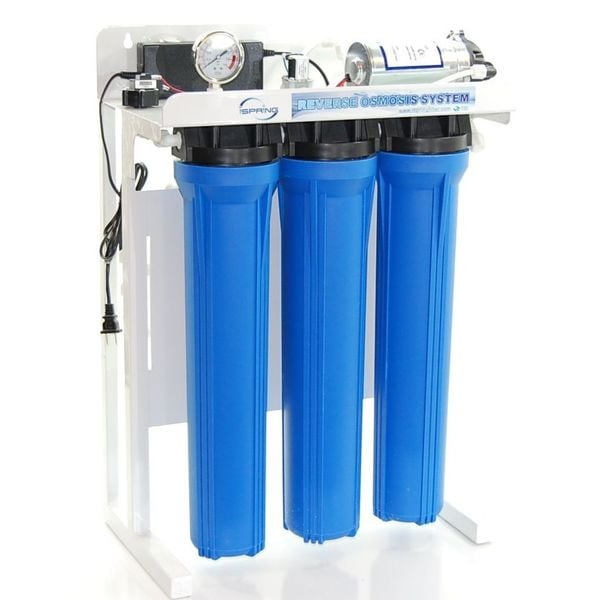 how to clean a reverse osmosis system