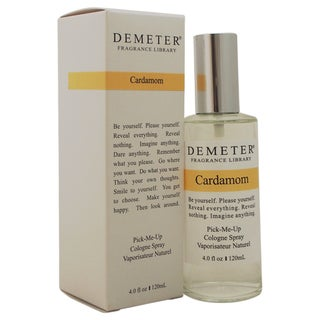 Demeter Cardamom Unisex 4-ounce Cologne Spray