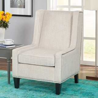 Simple Living Wing Accent Chair